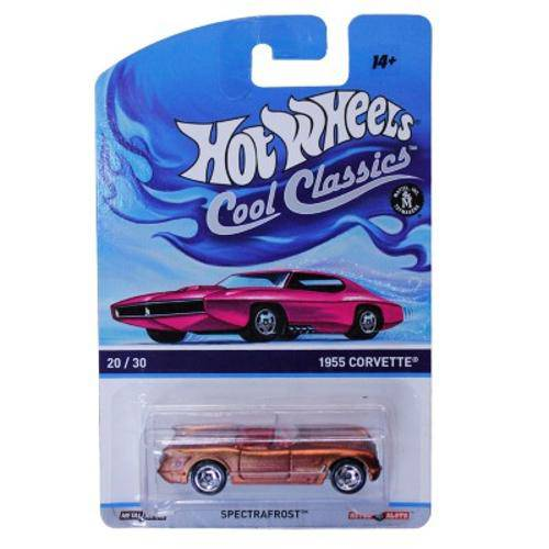 Hot Wheels Classicos 1955 Corvette Bdr41/Y9423