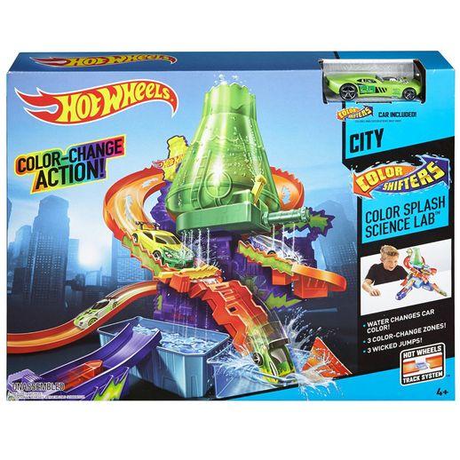 Hot Wheels Color Estação Científica - Mattel