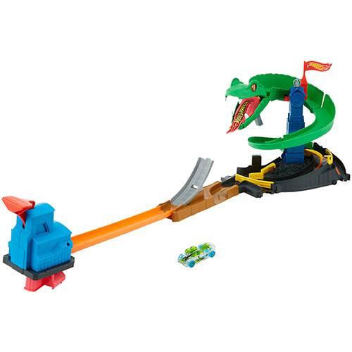 Hot Wheels Conjunto Ataque de Cobra City - Mattel