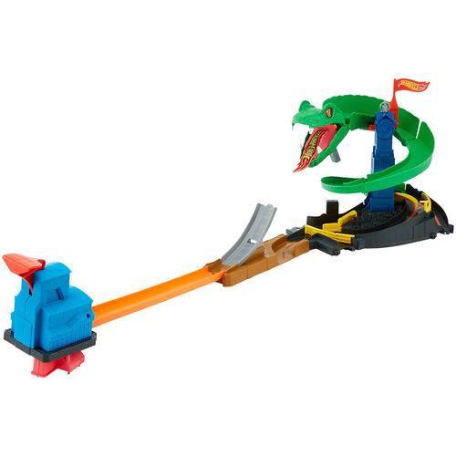 Hot Wheels Conjunto Ataque de Cobra - Mattel