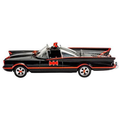 Hot Wheels Dc Batman 150 Batmóvel - Mattel
