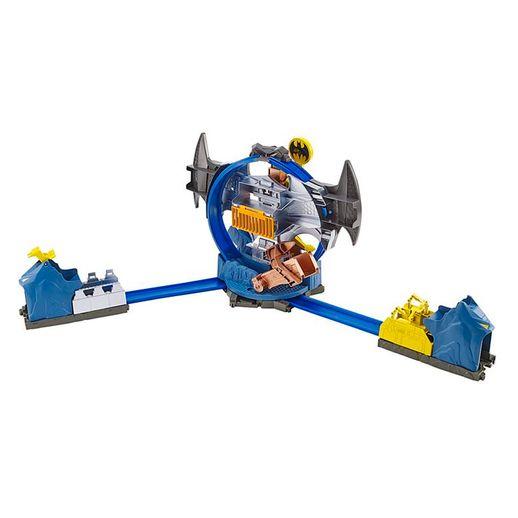 Hot Wheels DC Batman Batcaverna - Mattel