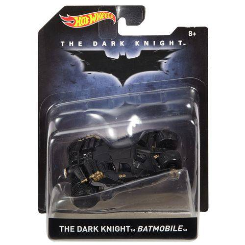 Hot Wheels Dc Batman Batmóvel - Mattel
