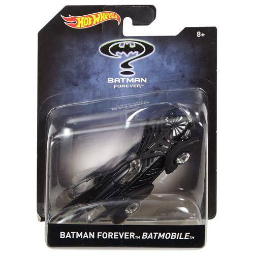 Hot Wheels Dc Batman Forever - Mattel