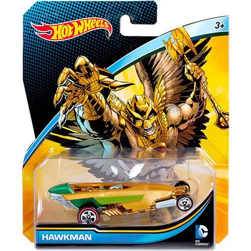 Hot Wheels DC Carro Hawkman - Mattel