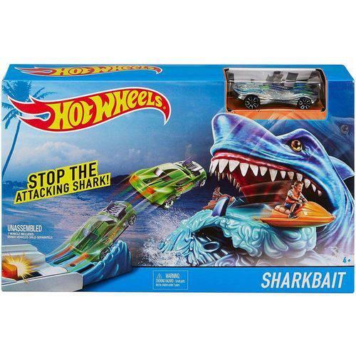 Hot Wheels Desafio do Tubarão - Mattel