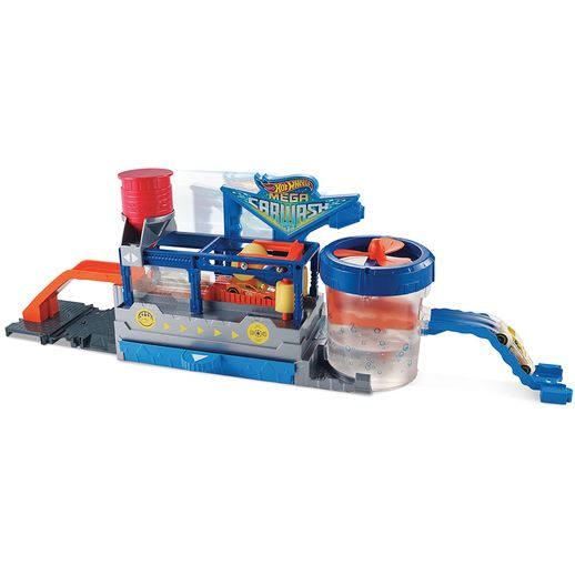 Hot Wheels Lava Rápido - Mattel