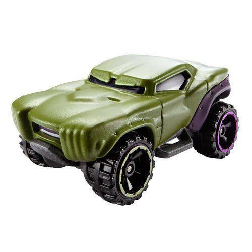 Hot Wheels Marvel Carro Hulk - Mattel