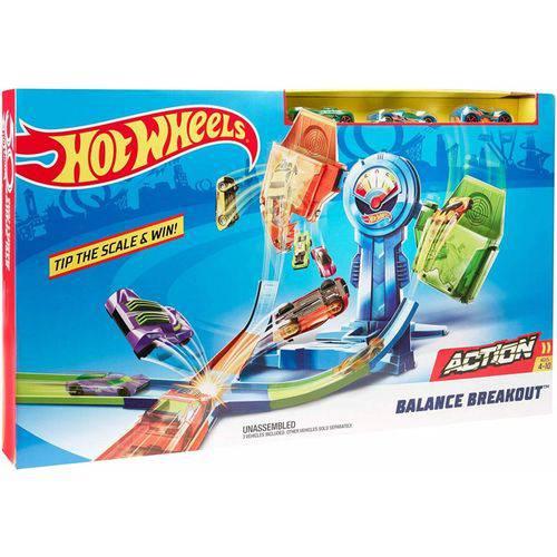 Hot Wheels Pista Equilíbrio Extremo - Frh34 - Mattel