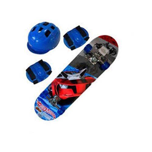 Hot Wheels-Skate com Acessorios 7620-5