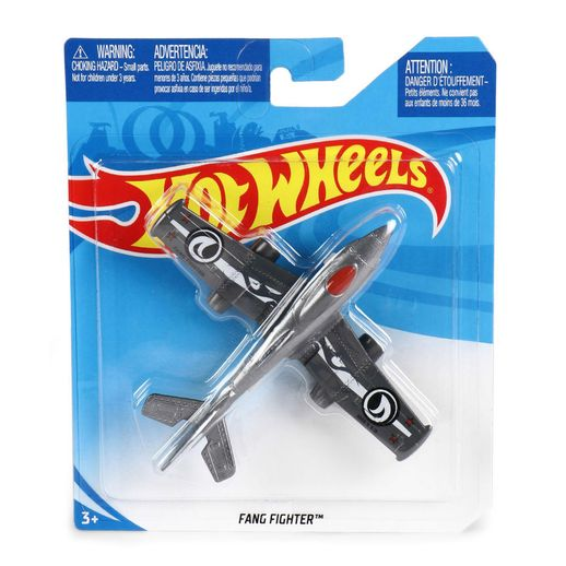 Hot Wheels Skybuster Planes Fang Fighter - Mattel