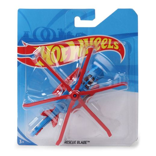 Hot Wheels Skybuster Rescue Blade - Mattel