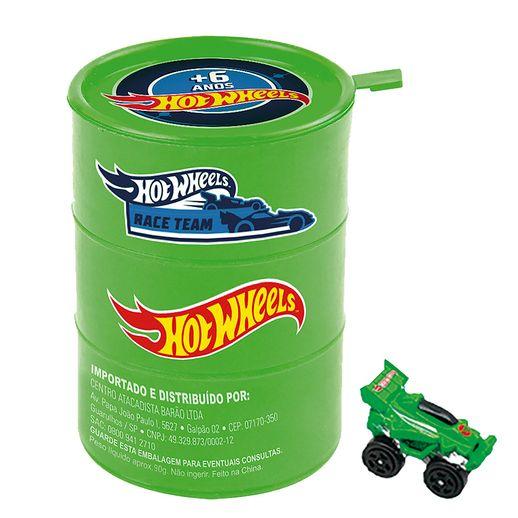Hot Wheels Slime Radical Surpresa - Fun Divirta-se