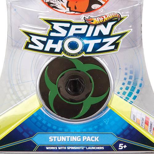 Hot Wheels Spinshotz Super Discos - Mattel