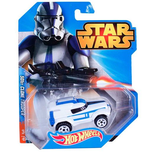 Hot Wheels Star Wars Character Cars Sortidos - Mattel