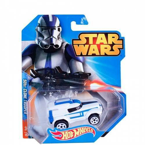 Hot Wheels Star Wars - Clone Trooper - Mattel