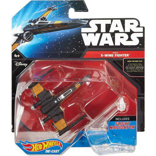 Hot Wheels Star Wars Naves Starfighter