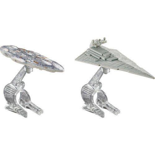 Hot Wheels Star Wars Pacotenaves