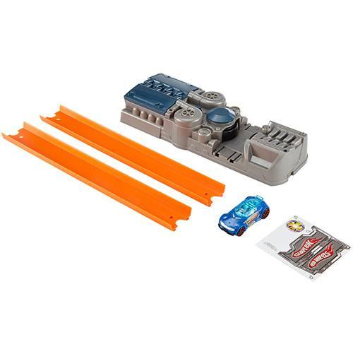 Hot Wheels - Track Builder Kit Acelerador Fnj25 - Mattel