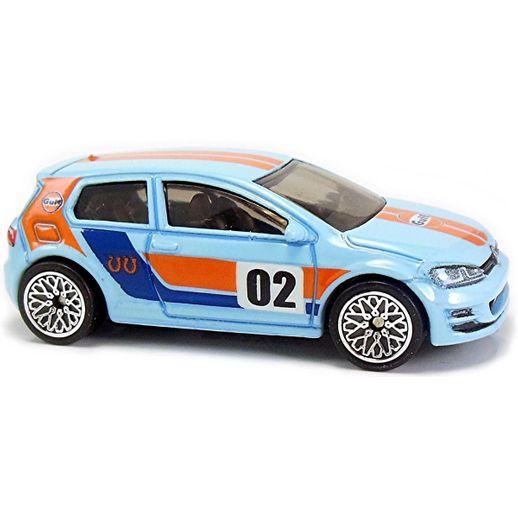 Hot Wheels Volkswagen Golf MK7 - Mattel