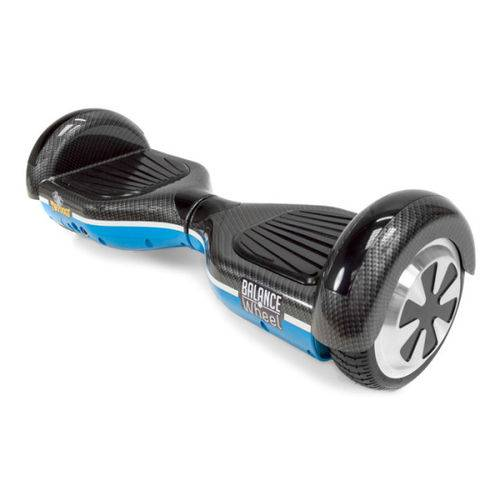 Hoverboard Two Dogs Carbon Color Azul