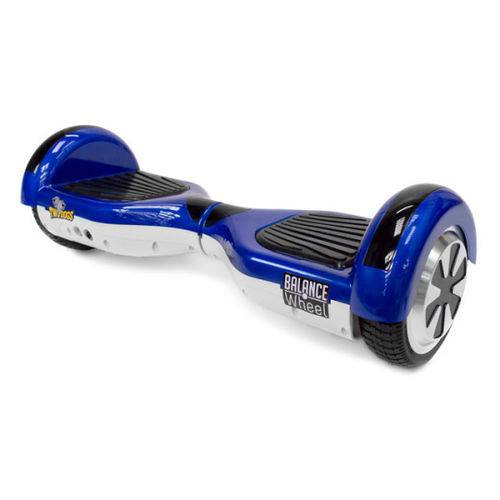 Hoverboard Two Dogs Colors Azul/Branco