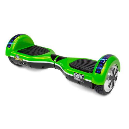 Hoverboard Two Dogs Teen Verde/Preto
