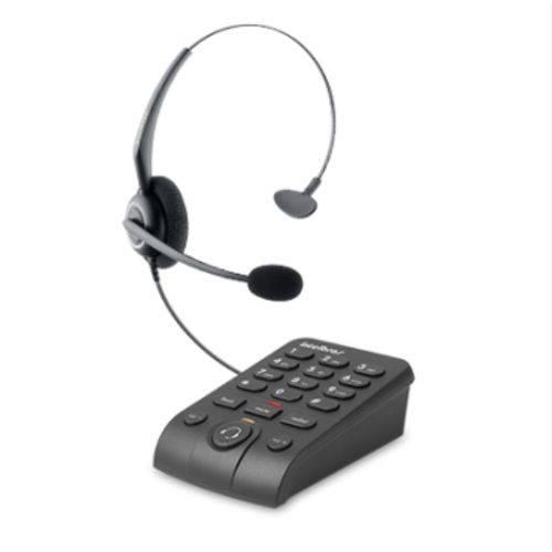 Hsb 50 Telefone Headset Intelbras