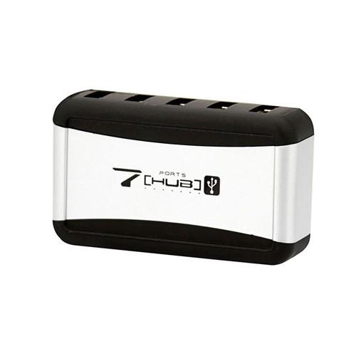 HUB 7 Portas USB 2.0, com Fonte de Energia