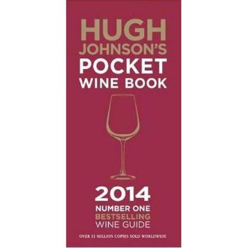 Hugh Johnson's Pocket Wine Book - 2014