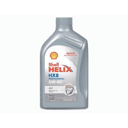 Hx8 5w40 Shell Oleo Lubrificante Motor