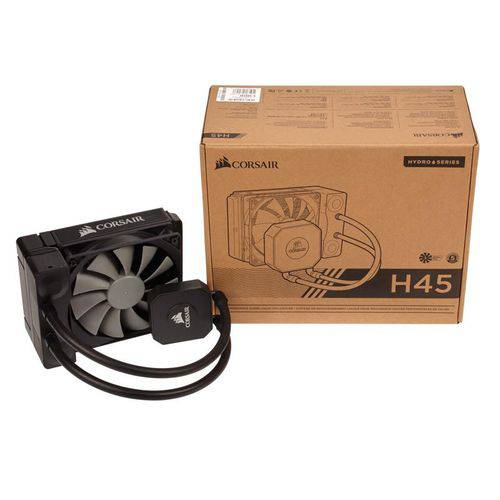 Hydro Cooling Corsair H45 Radiador de 120mm
