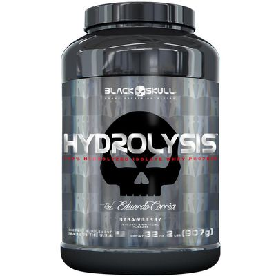 Hydrolysis 2lbs - Black Skull Hydrolysis 2lbs Chocolate - Black Skull