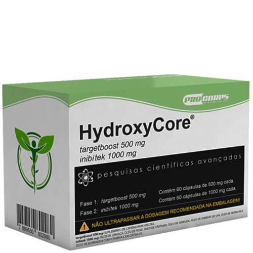 HydroxyCore Emagrecedor (120 Cápsulas)