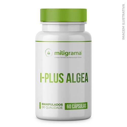 I-Plus Algea 400mg 60 Cápsulas