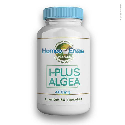 I-plus-algea 400mg 60 Cápsulas
