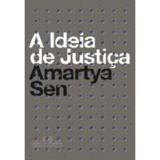 Ideia de Justica, a - Cia das Letras