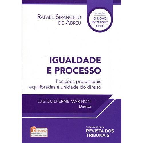 Igualdade e Processo
