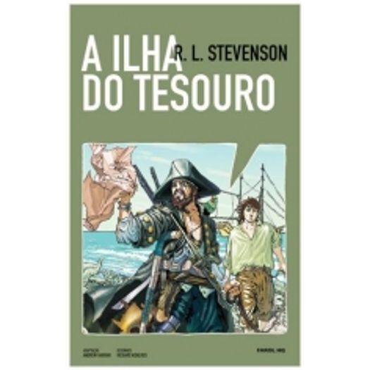 Ilha do Tesouro, a - Farol
