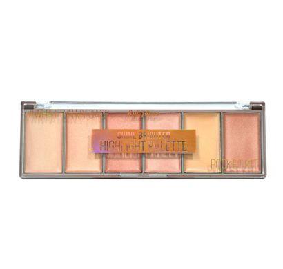 Iluminador Pocket Shine Brighter 7510 - Ruby Rose