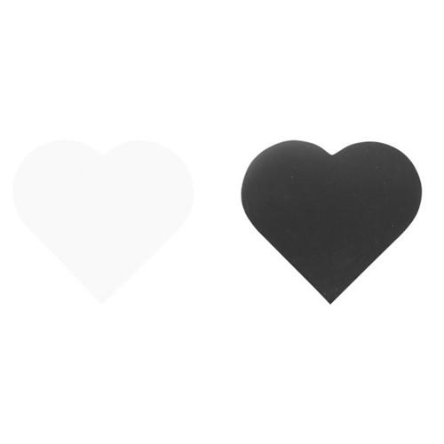 Imã de Geladeira Coração Imã Coração Pacote com 10