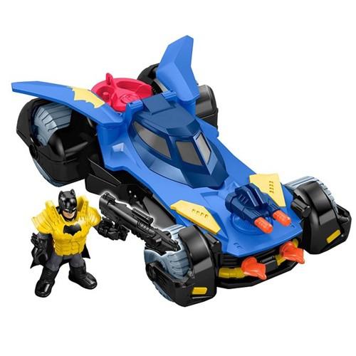 Imaginext - Batman Super Batmóvel Dht64 - IMAGINEXT