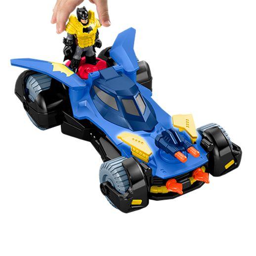 Imaginext DC Super Batmóvel - Mattel