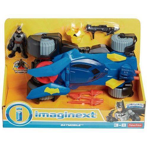 Imaginext Dc Super Batmovel Mattel