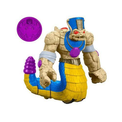 Imaginext Guerreiro Serpente - Dtb36 - Mattel