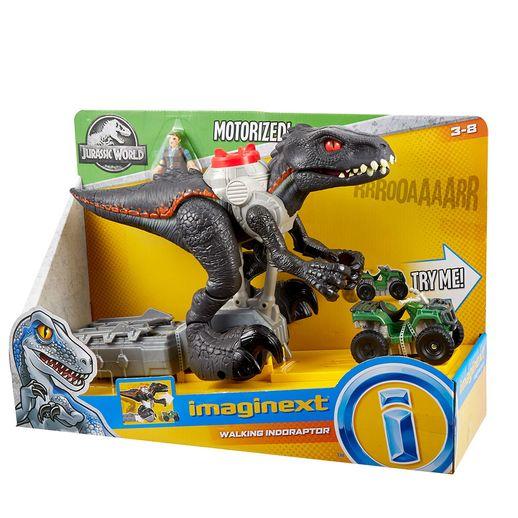 Imaginext Jurassic World Dino Indoraptor 33cm - Mattel