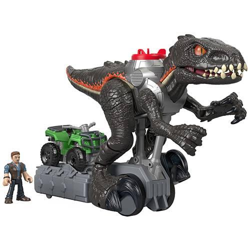 Imaginext - Jurassic World - Indoraptor Fmx86 - Mattel