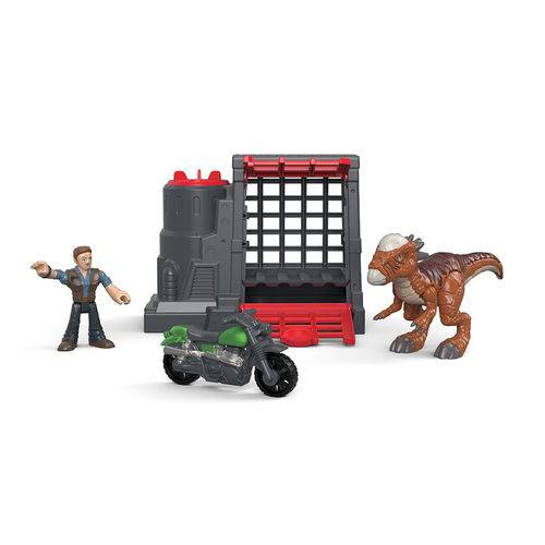 Imaginext Jurassic World Stygimoloch Owen - Mattel