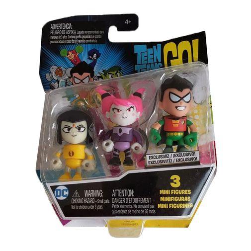 Imaginext Teen Titans Go! Mini Figuras - Modelo 2 - Mattel