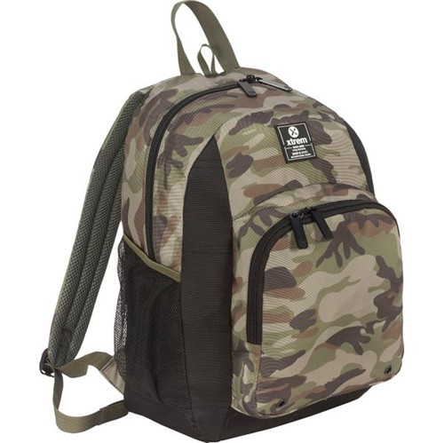 Impact 817 Backpack Camouflage Green